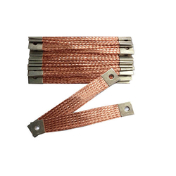Braided Flexible Connectors Jumpers