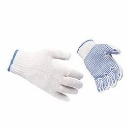 Cotton Frontier Dotted Gloves