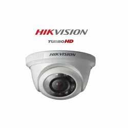 Day & Night Vision Hikvision 2 MP IP Dome Camera for Indoor Use