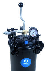 Pressure Feed Container Pot