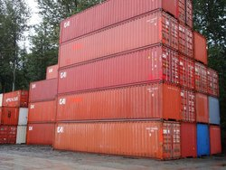 Domestic Shipping Container