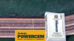 Ambuja Powercem Cement, Packaging Type: HDPE