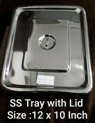Stainless Steel Surgical Tray