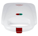 Maharaja Whiteline Happiness (red And White) Primo Sandwich Maker