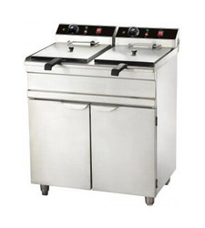 Floor Model Electric Deep Fryer