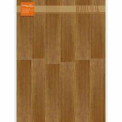 Eurowood Golden-Brown Burma Teak Wooden Flooring