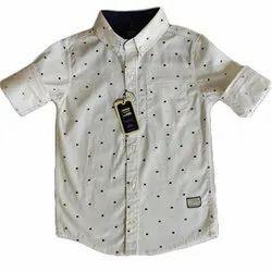 Next Cotton Boys Shirt
