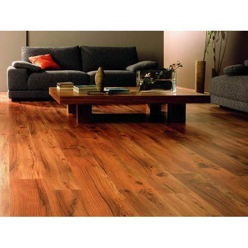 Laminated Brown Wood Laminate Flooring, 5 Inch Laminate Flooring