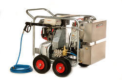 High Pressure Cleaners for Automobile Industry
