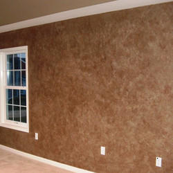Interior Wall Finish