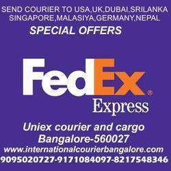 Fedex Courier Cargo