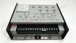 Speed Controller Woodward 2301A 9907-014 REV-J Speed Control, 10 - 40 V Dc, Voltage