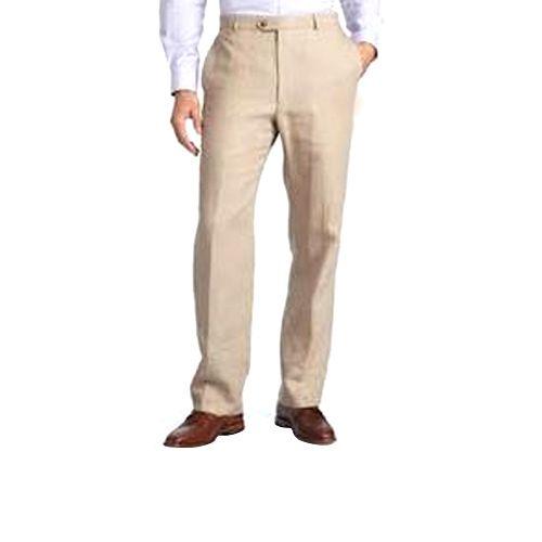 c587adea3e Casual Mens Linen Trouser, Size: 32, Rs 350 /piece, Bhushan Apparels ...