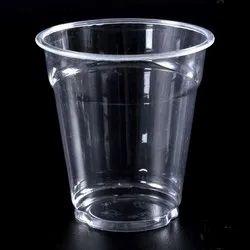 Plain Disposable Plastic Glass