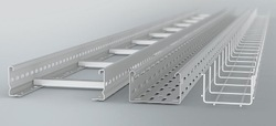 Galvanized Cable Trays Gi Cable Tray Latest Price