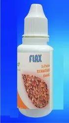 Liquid Sovam Flax Seed Drops