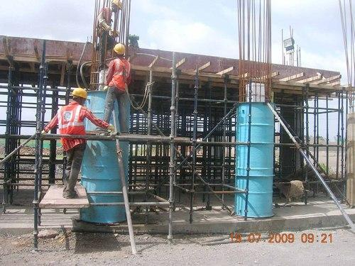 Plastics Form Work - View Specifications & Details of Formwork