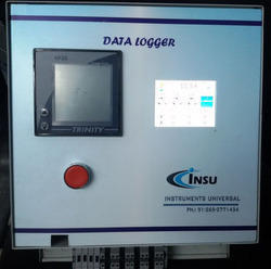 Online GPRS Pump Data Logger