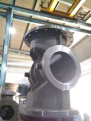 Heavy Valve Machining
