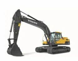 Volvo EC250D Crawler Excavator, 26 ton, 188 hp