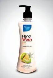 Wonder Fresh Rose手洗,包装类型:喷雾瓶,包装尺寸:500毫升