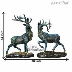 Decorative Animal Figure Showpiece
