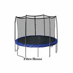 Trampoline with Safety Net  (Code P-47D)