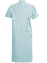 Front Open Patient Gown