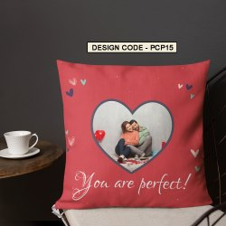 Printed sublimation Cushion Cover