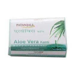 Herbal Patanjali Aloe Vera Kanti Body Cleanser, Packaging Type: Packet