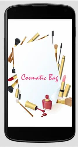 Cosmetic Bag Mobile App Development Software in Sector 5, Chandigarh