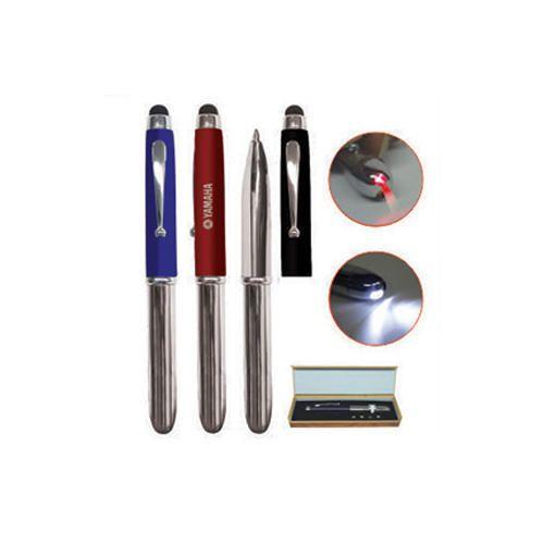 4 in 1 Stylus Pen with Laser Light
