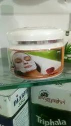 D Tan Face Pack, Packaging Size: 100 gm