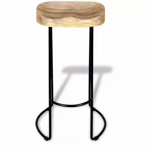 Super Kraft Tree Rectangular Bar Stool Size 16 1 X 17 3 X 29 9 Caraccident5 Cool Chair Designs And Ideas Caraccident5Info