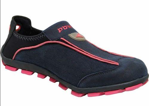 Canvas Bata Power Blue Sports Shoes For