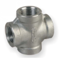 Stainless Steel Socket Weld Cross Fitting 316