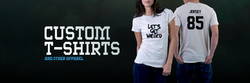 Cotton T-shirt Printing Services