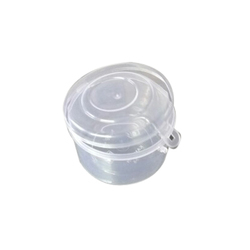 Plastic Round Bangle Box