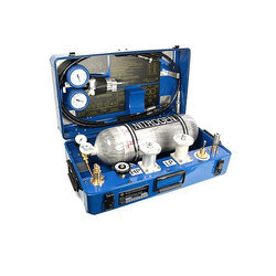Nitrogen Gas Filling in Accumulator