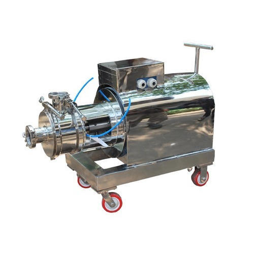 Inline High Shear Mixer, Capacity: 50-10000l | ID: 16665298812