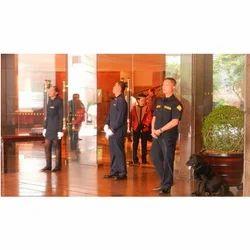 酒店保安服务