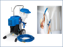 Graco Texture Sprayers Fast Finish