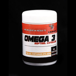 Muscle Power Omega 3 Softgel Capsule