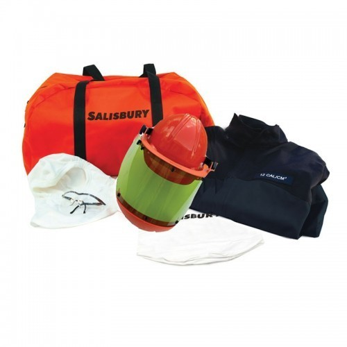 Arc Flash Protection Coat & Pant Kit Honeywell Salisbury