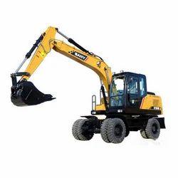 Sany SY155W 15 Ton Wheeled Excavator