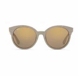 bbf634bc38 Nova Female Shell Oval Sunglasses-eudora Nv187br54
