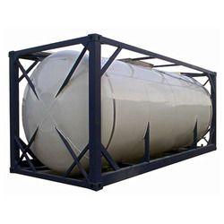 ISO Tank Container, आईएसओ टैंक कंटेनर - View