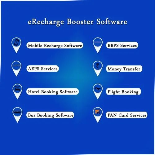 eRecharge Booster B2B2C Recharge Software, eRecharge