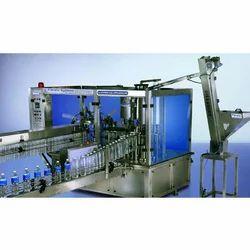 Semi Automatic Water Bottle Filling Machine