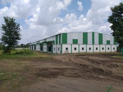 Pre Fabricated Warehouse